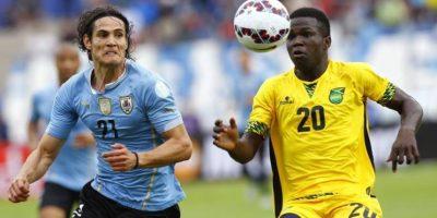 2. Jamaica casi le empata a Uruguay y Paraguay Foto:Vía facebook.com/JamaicaFootballFederation