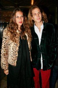 Luego conoció a la colombiana Tatiana Santodomingo. Foto:vía Getty Images