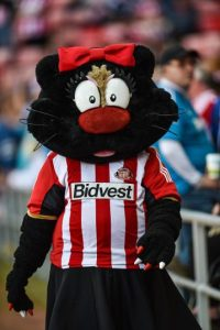 "Ahora entendemos porqué al Sunderland le llaman ""The Black Cats"". Foto: Getty Images"