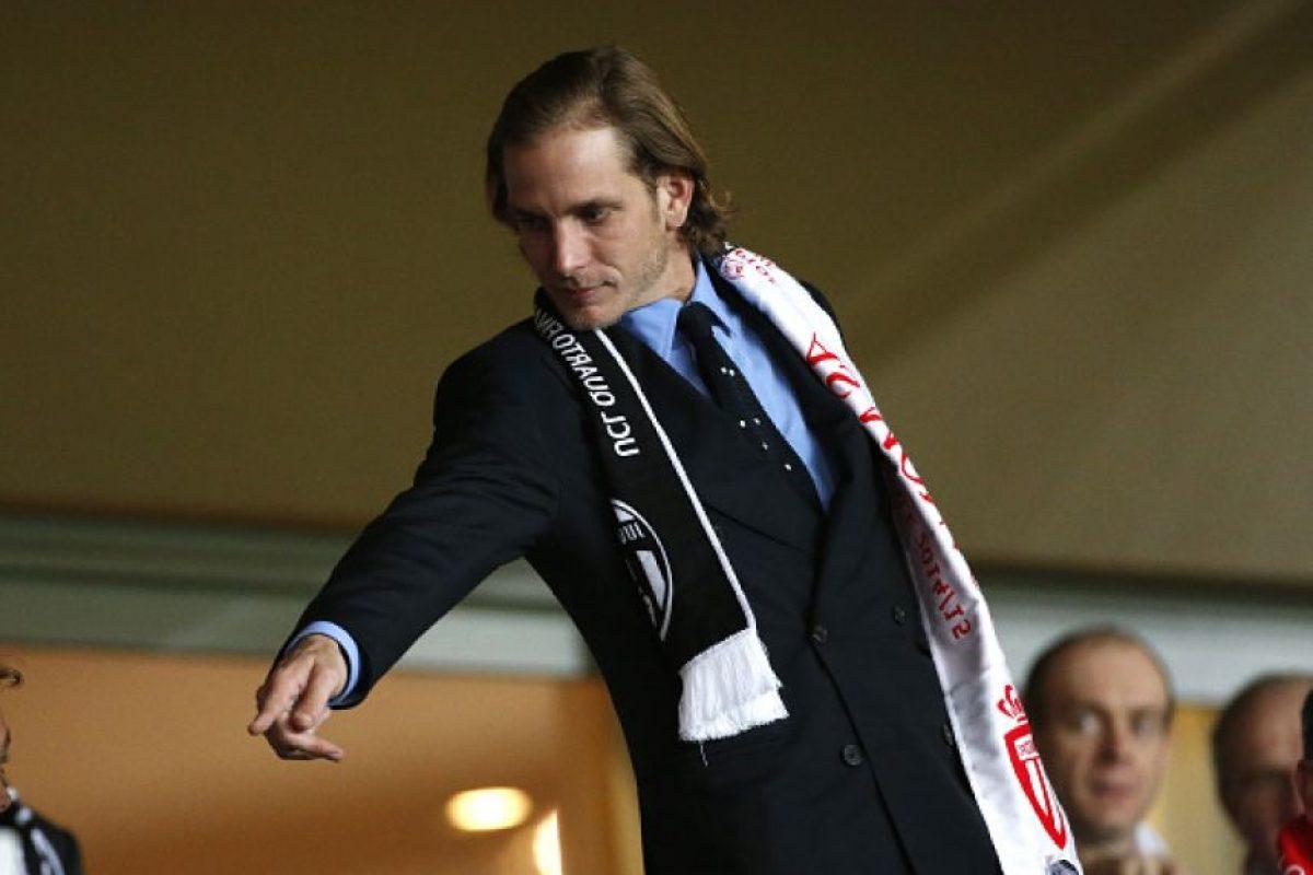 ¿Y dónde está su pelo? ¿Y su luminosidad de príncipe Encantador? Foto:vía Getty Images