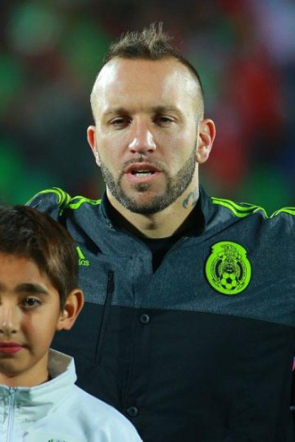 8. Matías Vuoso fue el goleador de México Foto:Getty Images