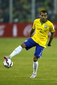 Dani Alves (Brasil) Foto:Getty Images
