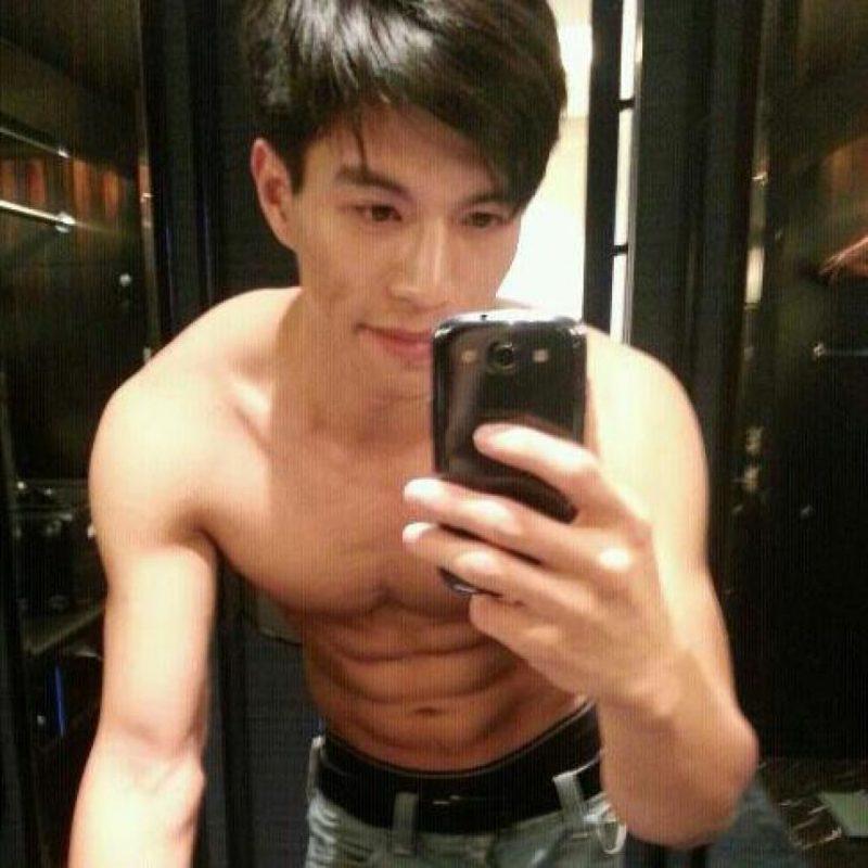 Modelo. Foto:vía Facebook/ Yi Tin Chen