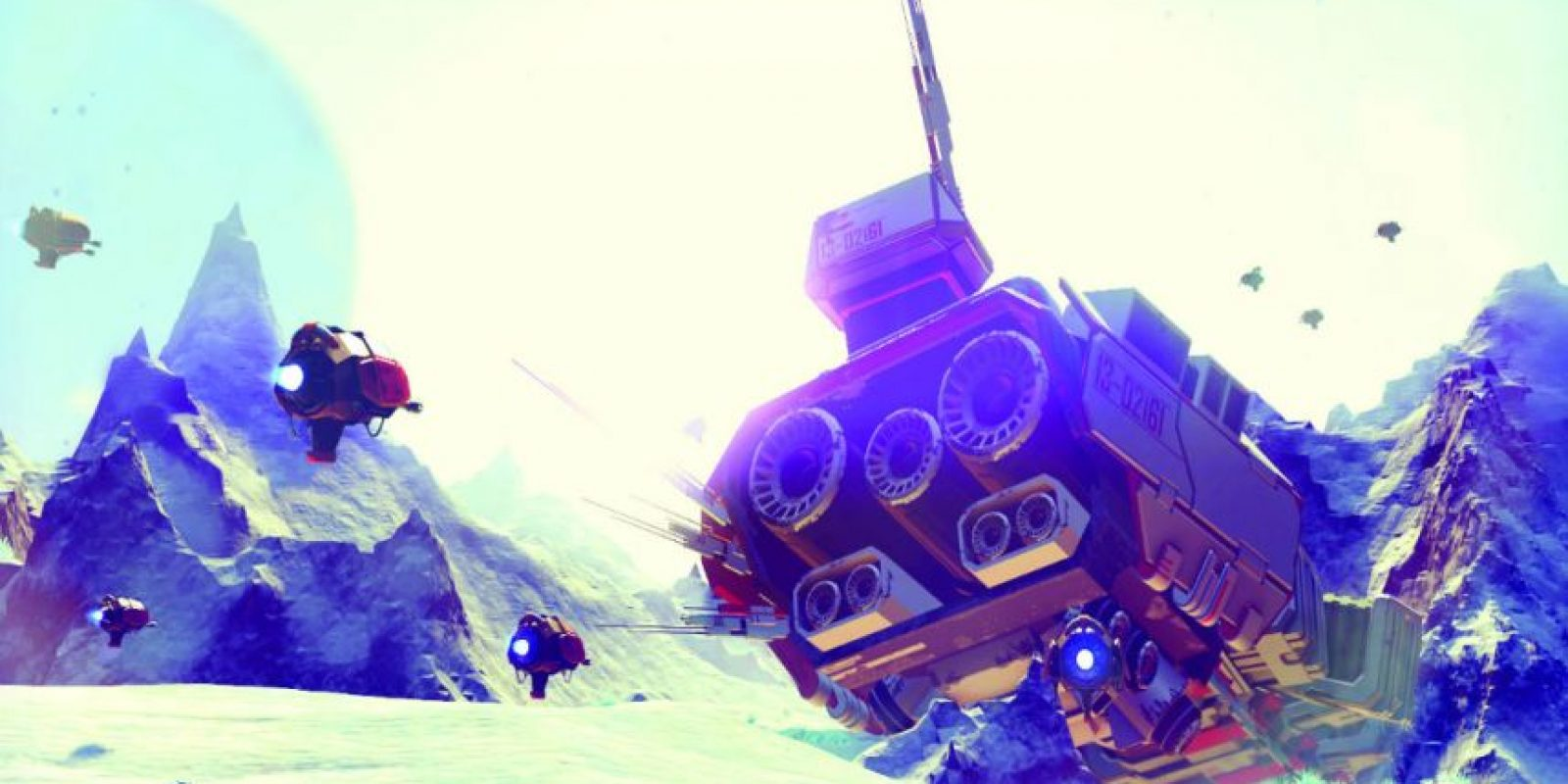 No Man's Sky Foto: Hello Games
