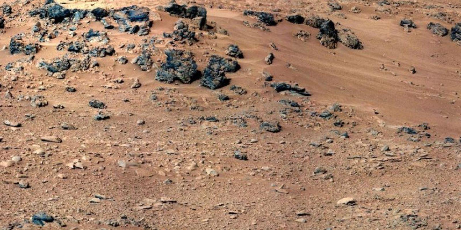 Fue descubierta en mayo de 2013. Foto:NASA. Foto original en http://www.nasa.gov/mission_pages/msl/multimedia/pia16204.html
