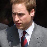 Hasta que un día conoció a Kate Middleton y se casó con ella. Y el pelo se divorció de él. Foto:vía Getty Images