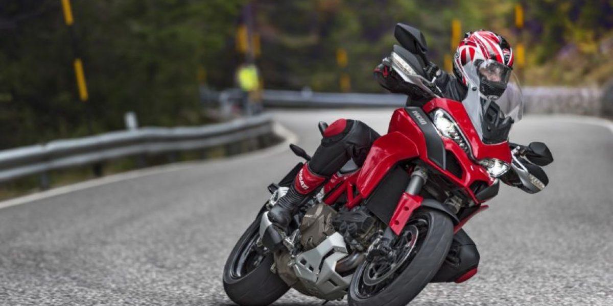 La nueva Ducati Multristrada 1200 puede ser tuya por esta cantidad