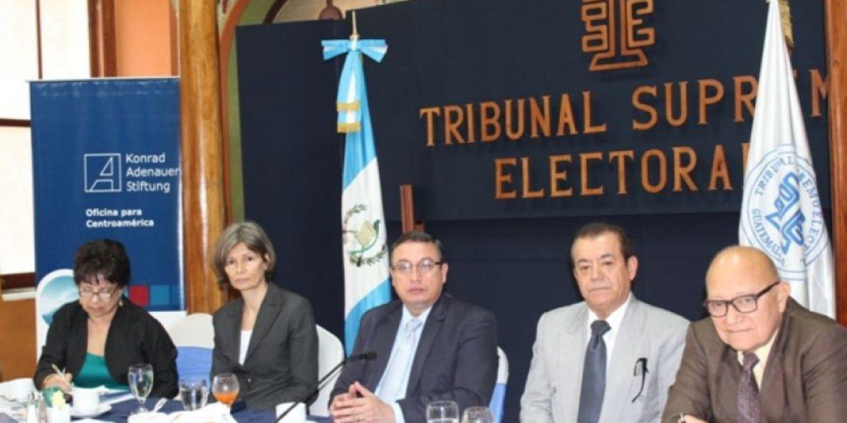 El TSE realiza compra directa de Q17 millones para papeletas