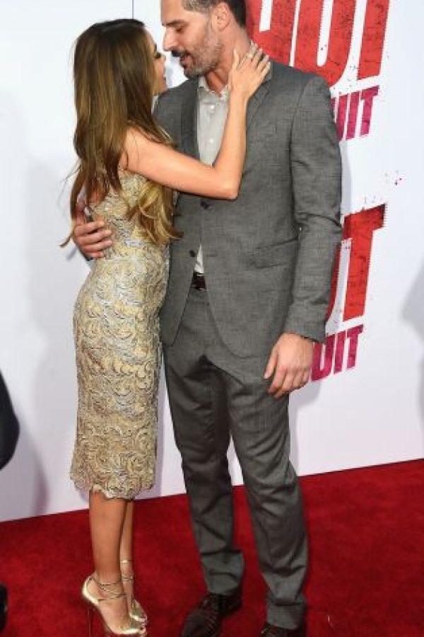 La pareja comenzó a salir hace un año, cuando Vergara terminó con Nick Loeb. Foto:Getty Images