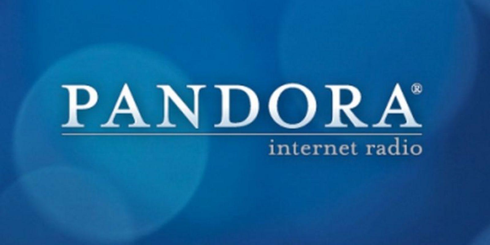 8) Pandora Foto:Tumblr