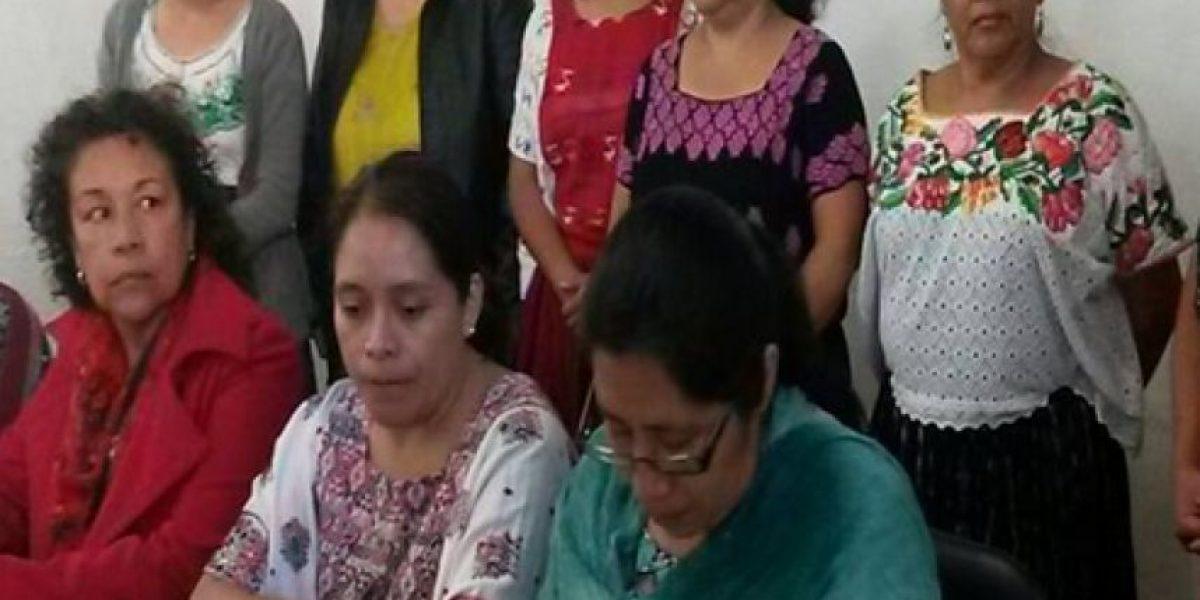 Piden incluir la garantía de igualdad en reformas a la Ley Electoral