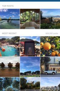 Los mejores resultados en la parte superior y los más recientes en la inferior. Foto:Instagram