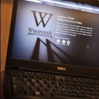 7. La Wikipedia en inglés es la más amplia, con más de cuatro millones 800 mil artículos. Foto:Getty Images