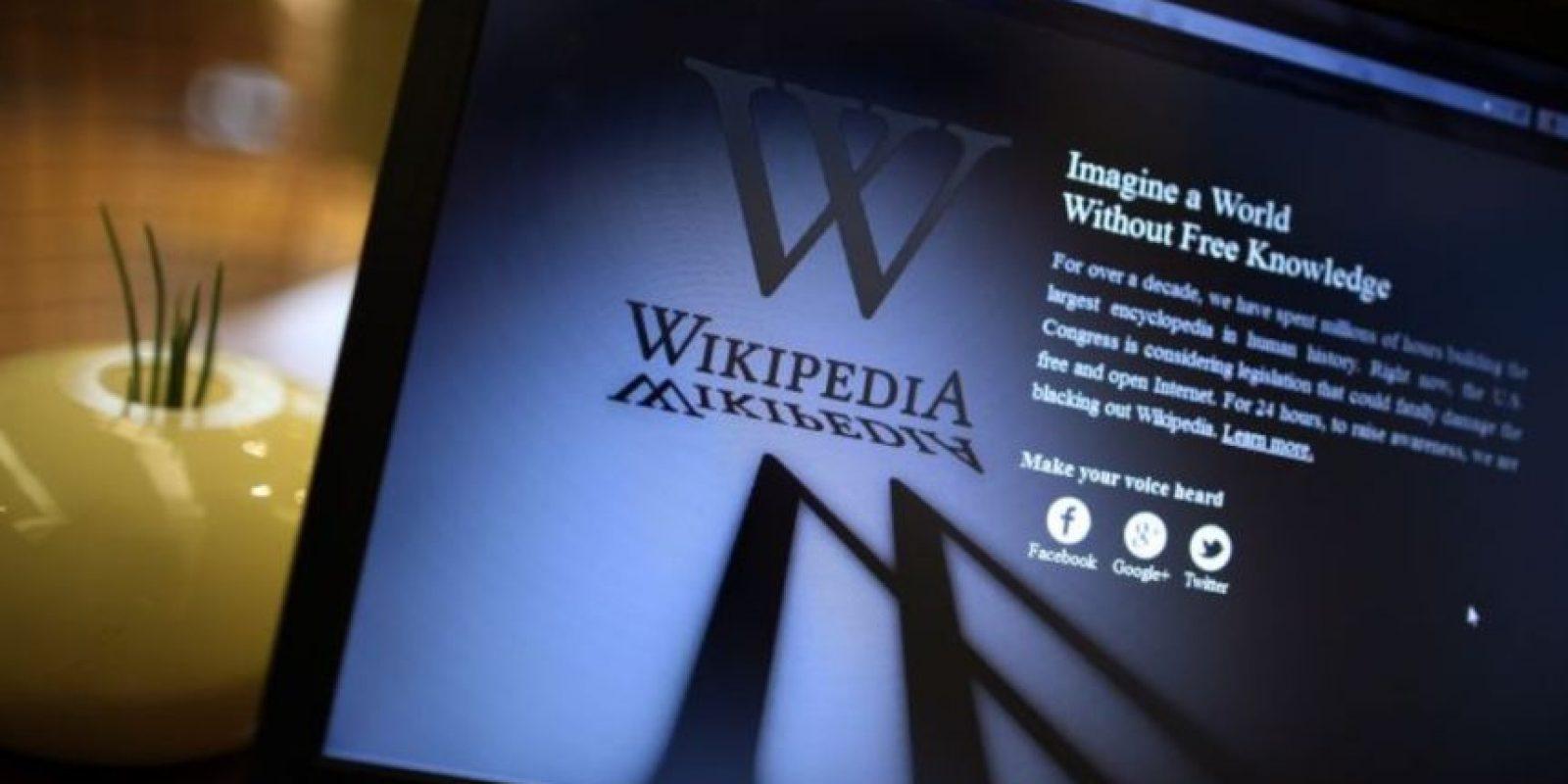 Wikiversidad, una plataforma educativa online libre y gratuita, donde se pueden crear proyectos de aprendizaje de cualquier nivel educativo o crear contenidos didácticos, como exámenes o ejercicios prácticos. Foto:Getty Images