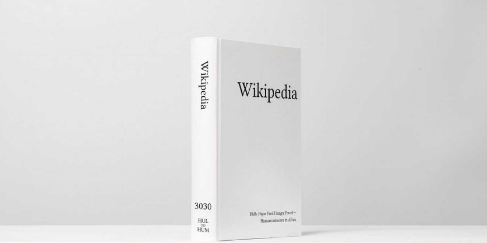 Tan solo la versión inglesa tendría un costo superior a 500 mil dólares. Foto:printwikipedia.com