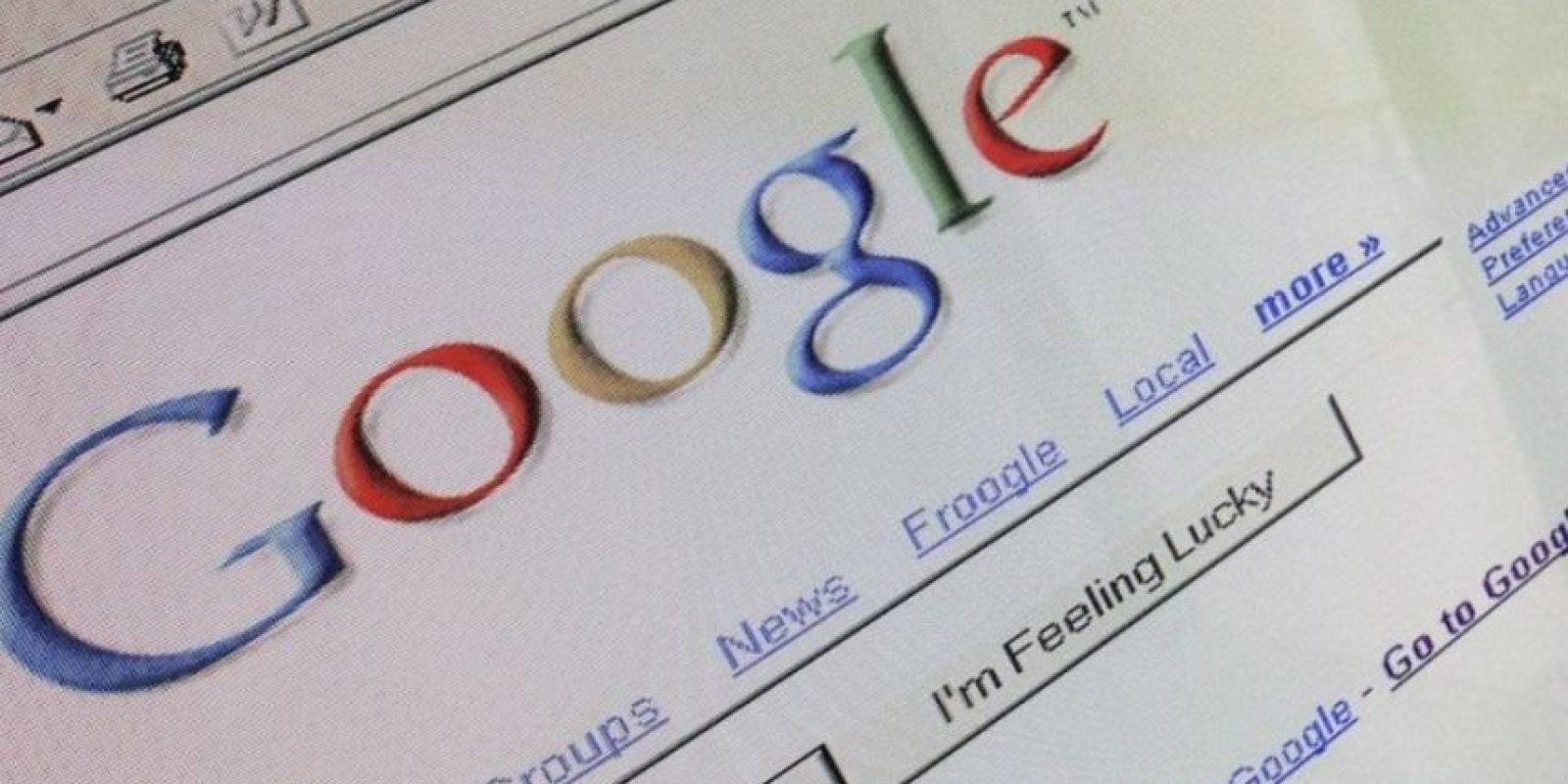 Google permite descargar su historia de búsquedas. Foto:Getty Images