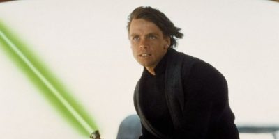 """Luke Skywalker"" en ""Star Wars: El regreso del Jedi"" Foto: IMDb"