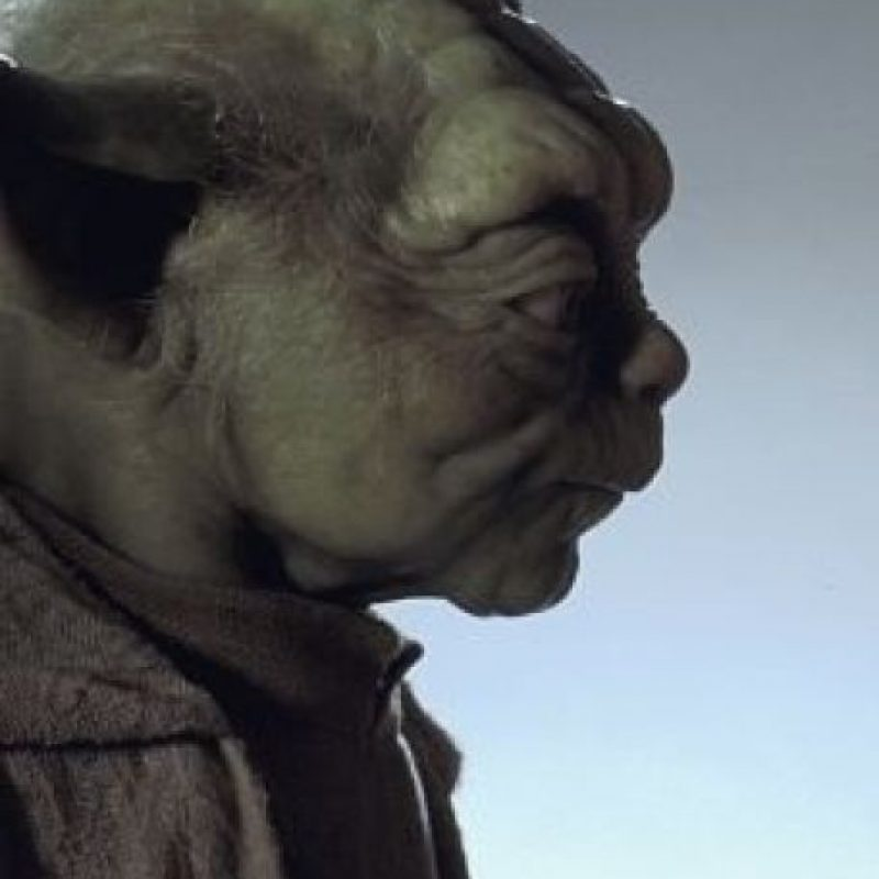 """Yoda"" en ""Star Wars: La amenaza fantasma"" Foto:IMDb"