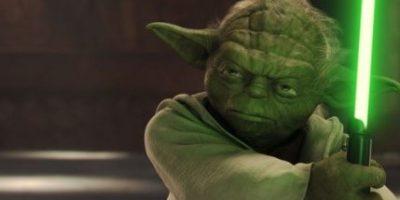 """""""Yoda"""" en """"Star Wars: El ataque de los Clones"""" Foto:IMDb"""