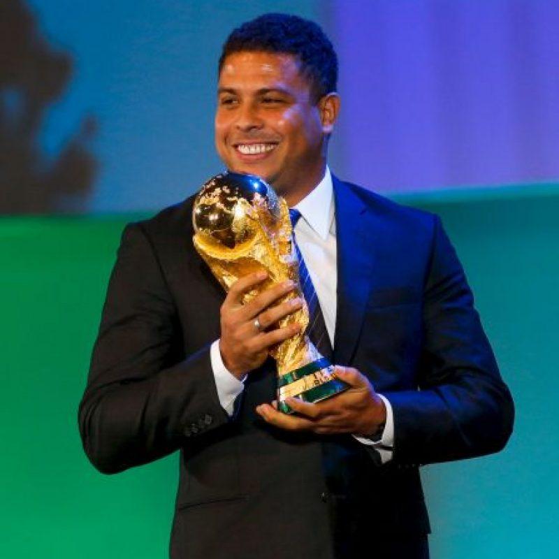 Es uno de los cuatro dueños del Fort Lauderdale Strikers, equipo de fútbol de Estados Unidos. Foto:Getty Images