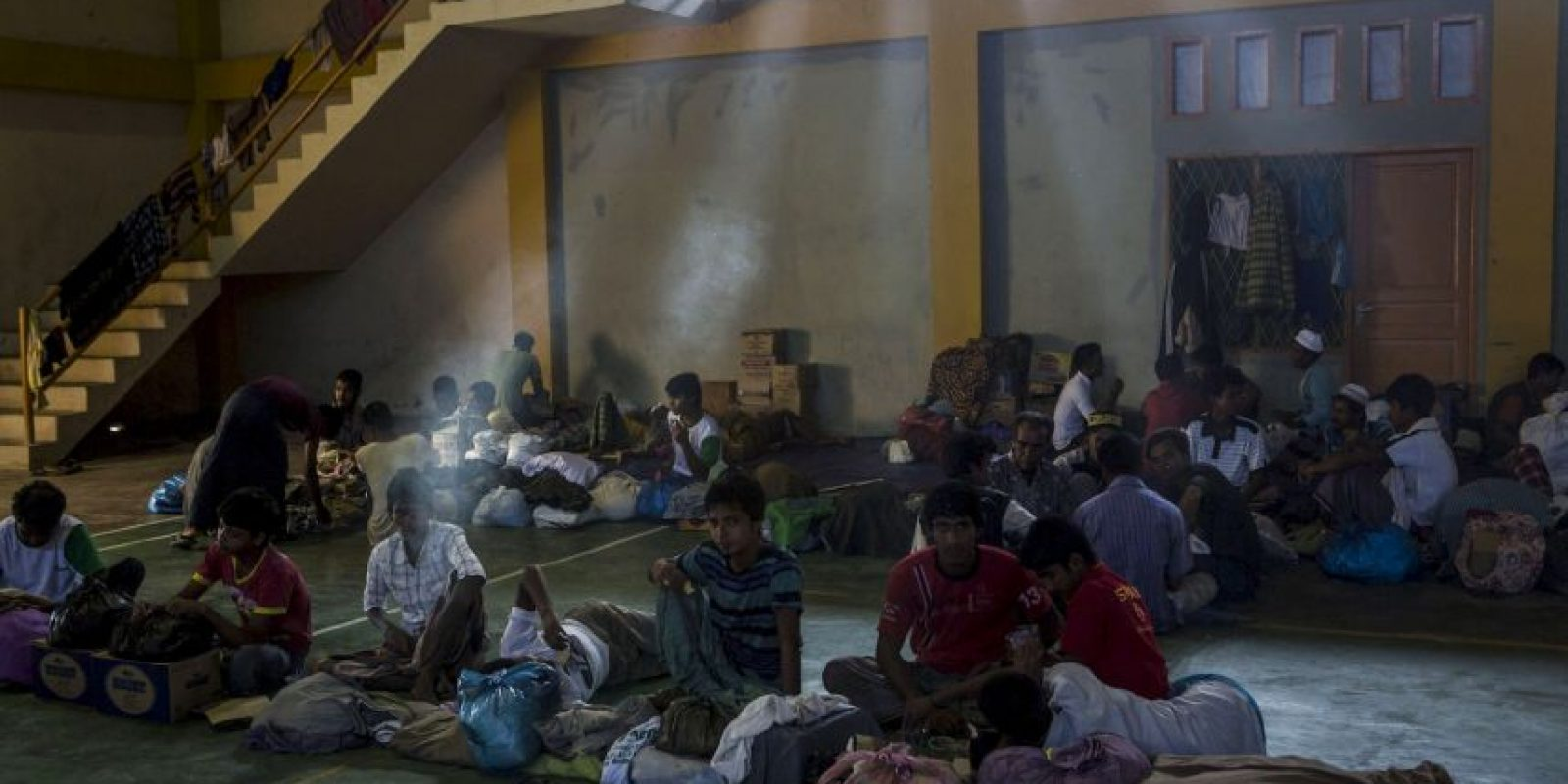 17. Narayonganj, en Bangladesh, 89 ug/m3 promedio al año. Foto:Getty Images