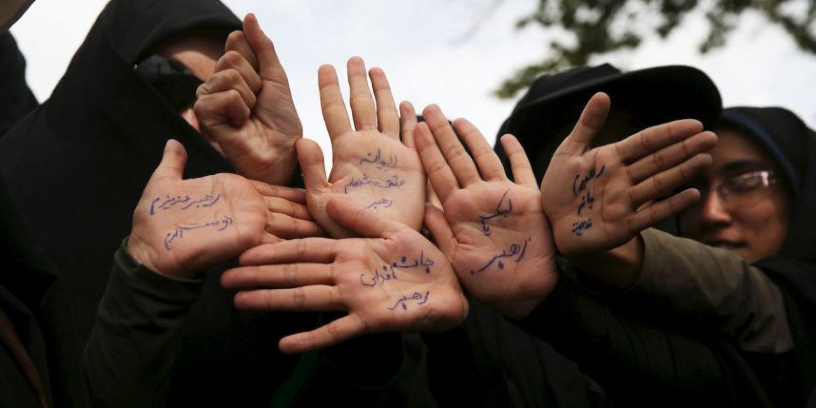 8. Khormabad, en Irán, con 102 ug/m3 promedio al año. Foto:Getty Images