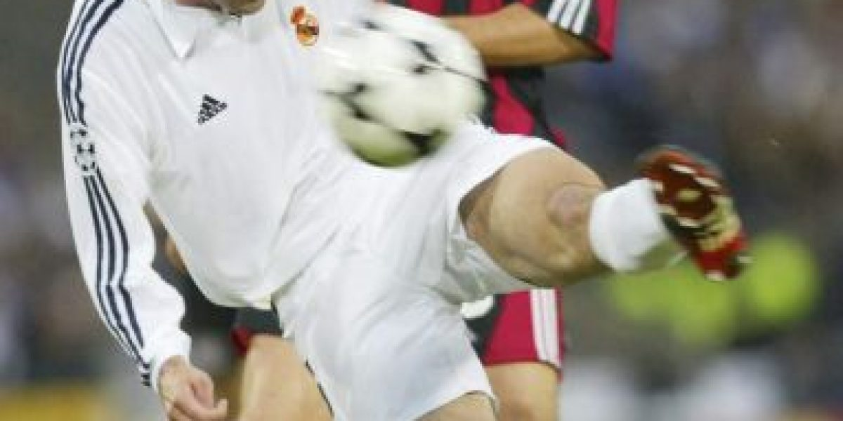 Recordamos el gol más espectacular de Zidane en su cumpleaños 43