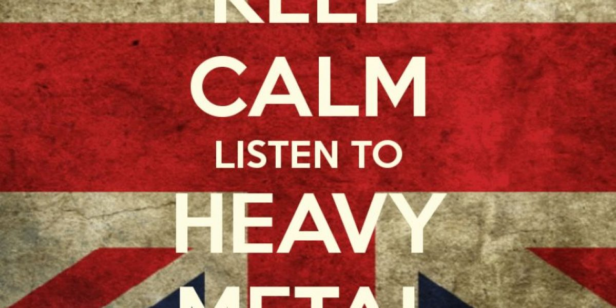 El heavy metal tiene el mismo efecto tranquilizante que un abrazo