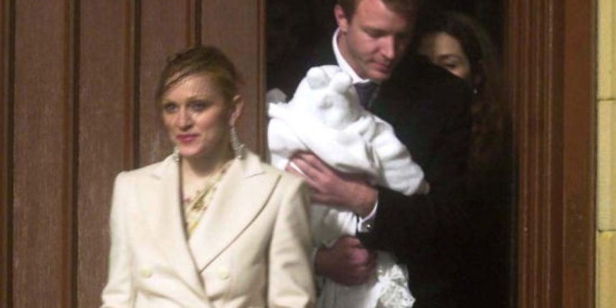 FOTOS: Así está Rocco, el hijo de Madonna, 14 años después