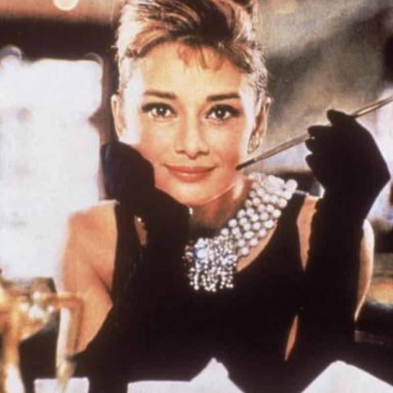 3. Pero Audrey también fue víctima de mujeres con mejor gusto. Foto:vía Getty Images