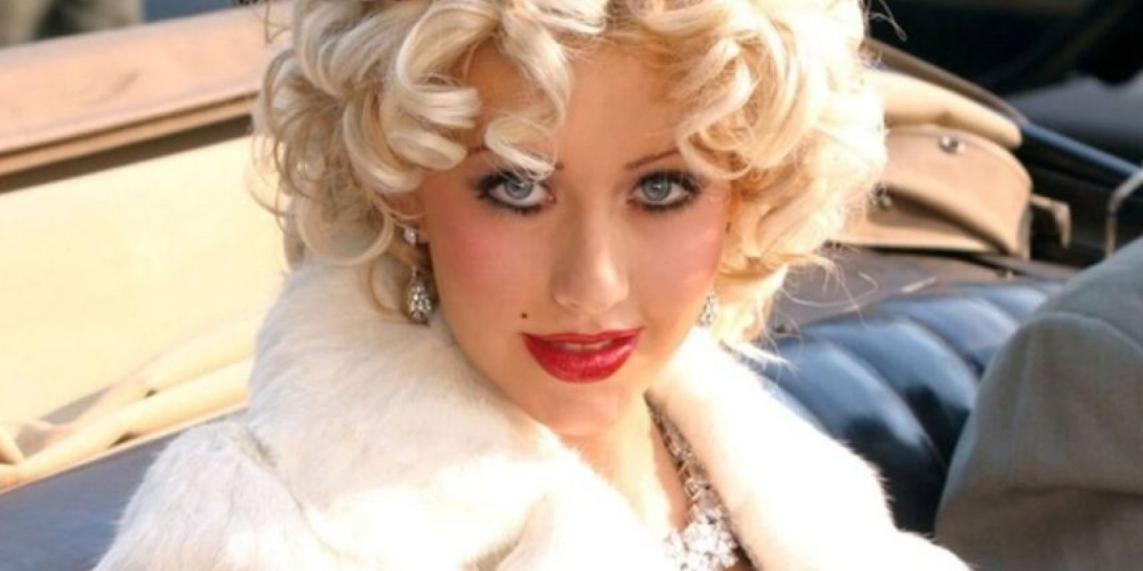 La que más lo arruinó la década pasada: Christina Aguilera. Foto:vía Getty Images