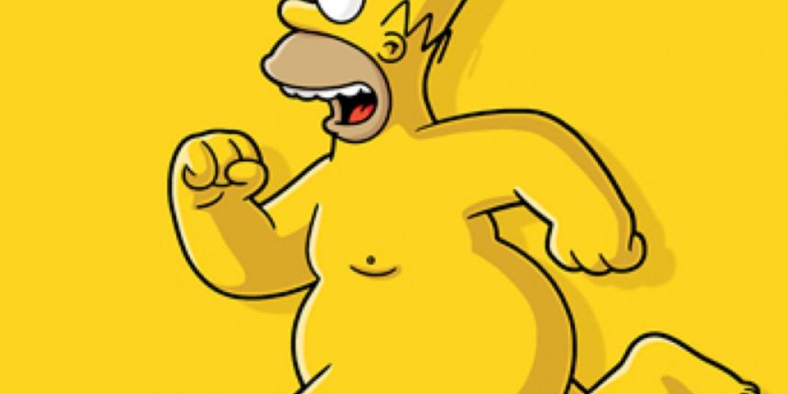 No tienen que sentirse desnudos todo el tiempo. Son libres de sentirse cómodos vistiéndose y desvistiéndose. Foto:vía Fox
