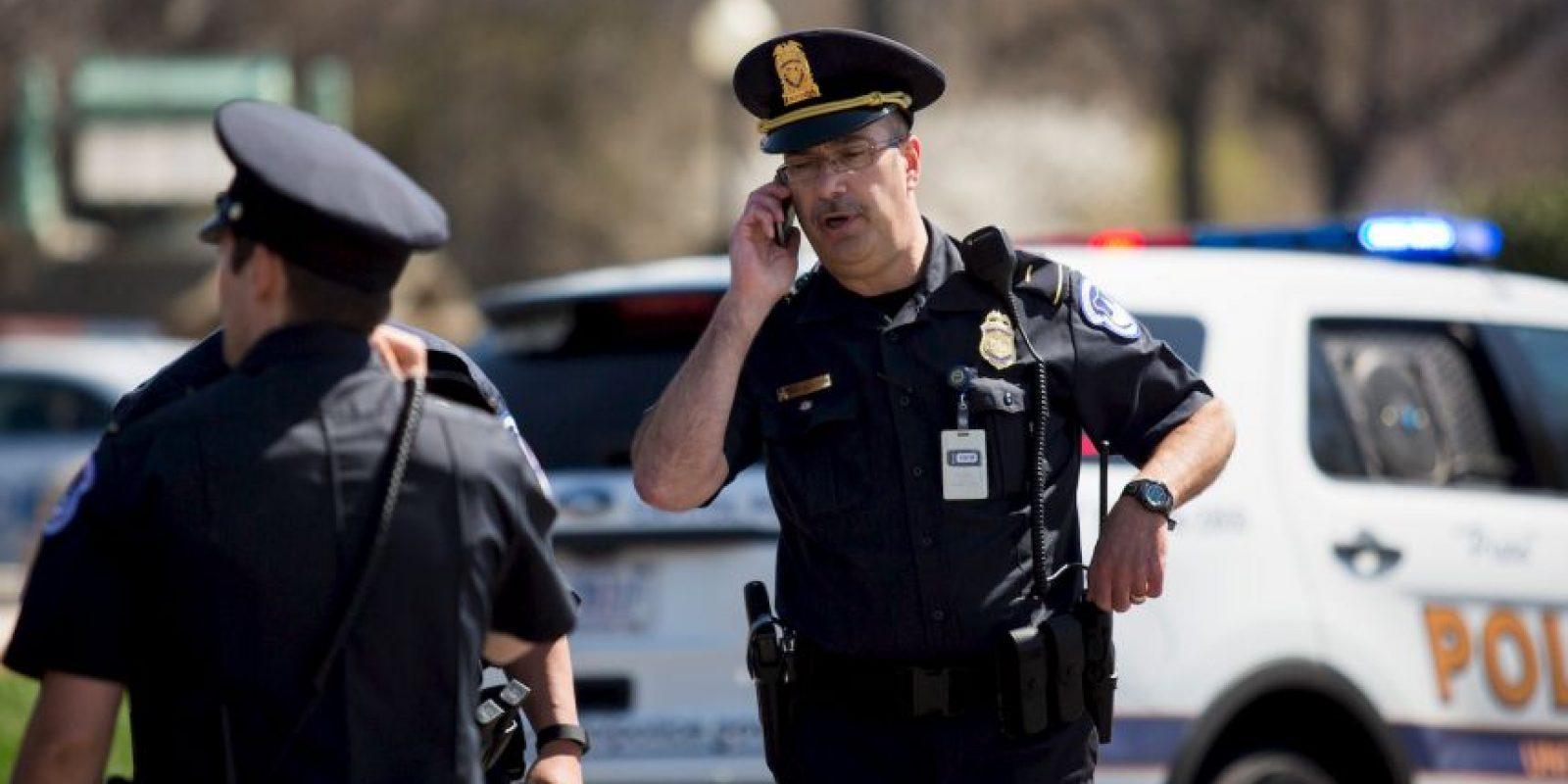 """La policía de Detroit acusó a los atacantes de """"terroristas urbanos"""". Foto:Getty Images"""