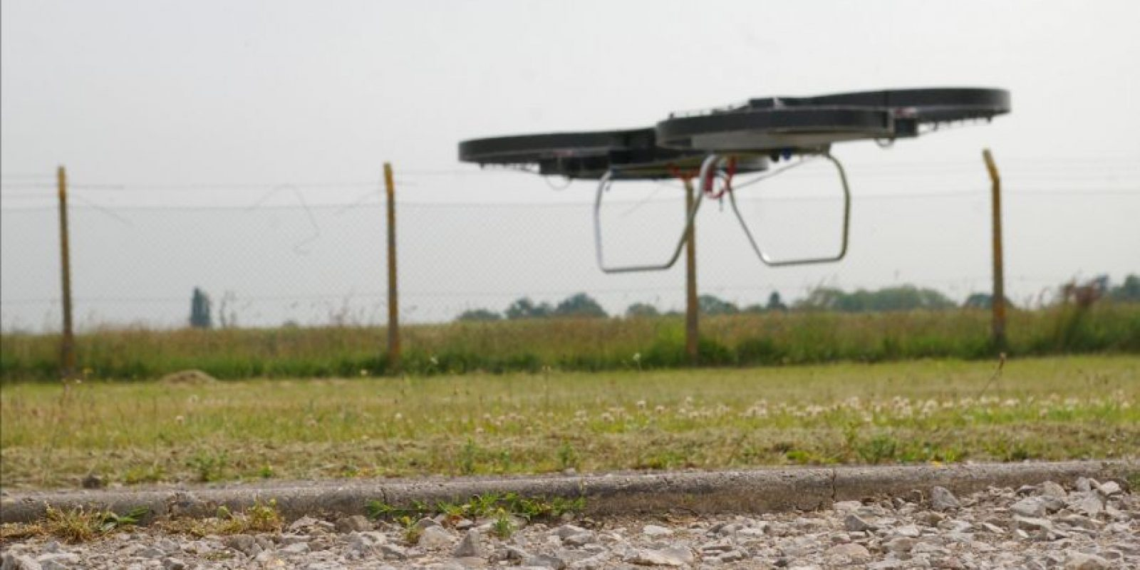 Hasta el momento nadie ha volado el nuevo hoverbike Foto:Vía hover-bike.com