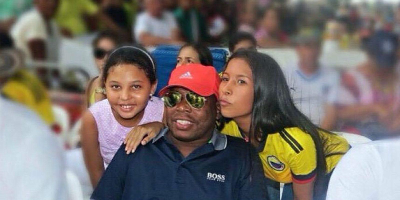 Asprilla es considerado uno de los mejores futbolistas de Colombia. Foto:Vía instagram.com/eltinoasprilla