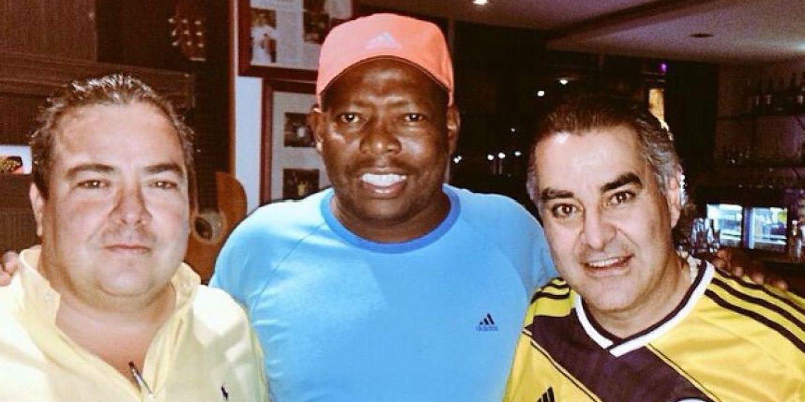 Con la Selección Colombia disputó los Mundiales de 1994 y 1998, además de las Copas América de 1993, 1995 y 1997. Foto:Vía instagram.com/eltinoasprilla