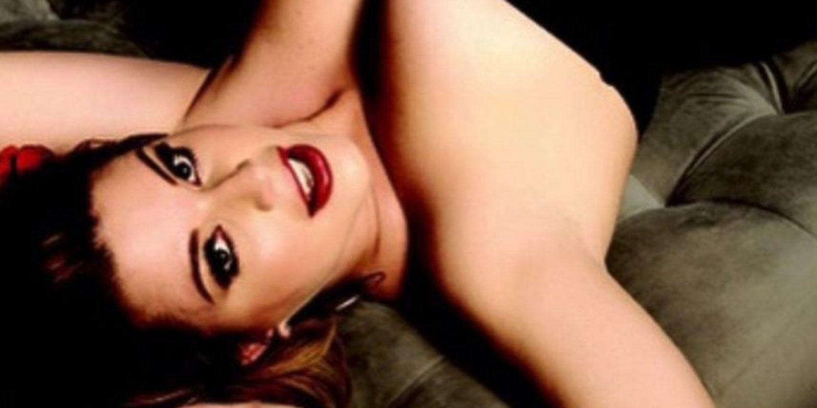 La ex Miss Universo mostró de más en su cuenta de Instagram Foto:Vía instagram.com/machadooficial/ instagram selna gomez