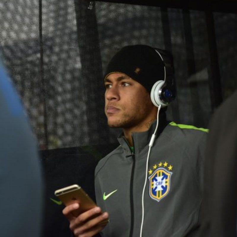 2. Neymar Foto:AFP