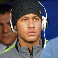 Luego de que fuera expulsado del torneo, decidió abandonar la concentración de la selección de Brasil Foto:AFP