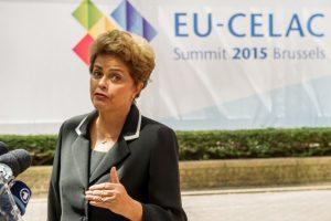 """En 2013, los periódicos """"O'Globo"""" de Brasil y """"The Guardian"""" de Reino Unido dieron a conocer que la NSA había escuchado conversaciones de la presidenta Dilma Rouseff. Foto:vía AFP"""
