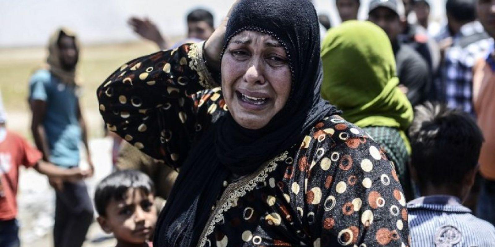 En cuanto a los abusos generalizados cometidos por el ISIS, el estudio cita asesinatos, tortura, violación y esclavitud sexual, conversiones religiosas forzadas y el reclutamiento de niños para combatir. Foto:AFP