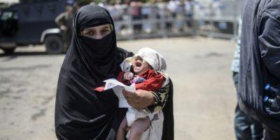 El líder de la misión de investigación en Iraq afirmó en conferencia de prensa en Ginebra, que ninguna comunidad se ha librado de la violencia del ISIS. Foto:AFP
