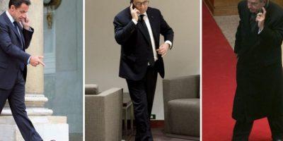 1. Los tres últimos presidentes de Francia fueron espiados sistemáticamente Foto:AFP