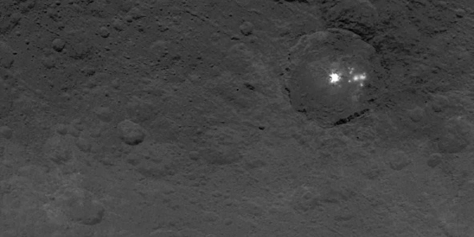 El misterioso mundo fue descubierto en 1801 por el astrónomo Giuseppe Piazzi Foto:AFP