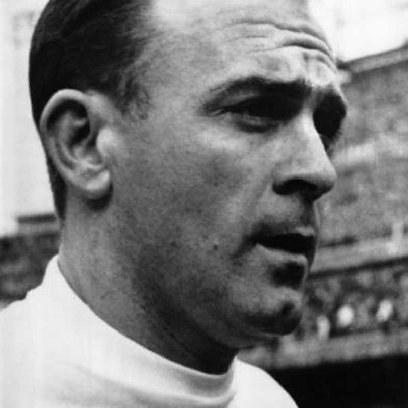 5. Alfredo Di Stéfano Foto: Getty Images