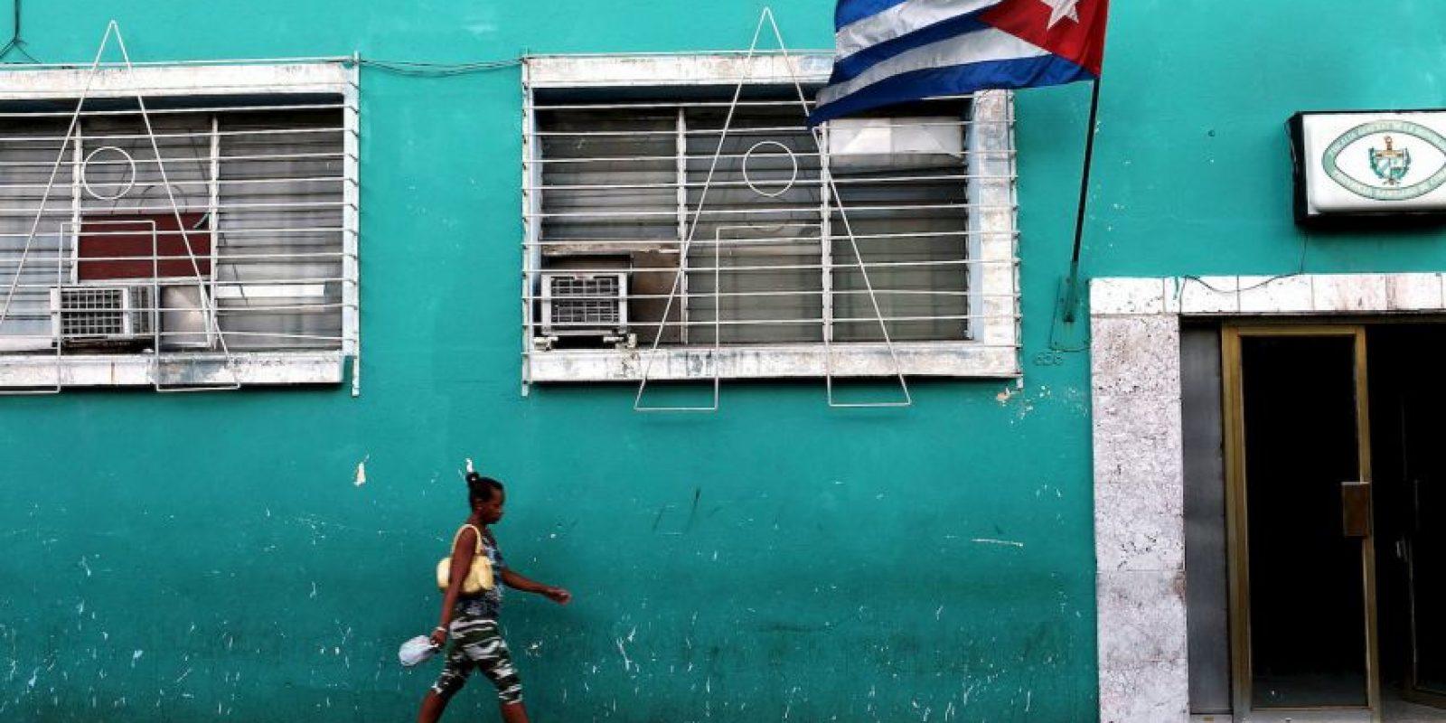 6. El presidente de Cuba, Raúl Castro ha indicado que para restablecer por completo las relaciones entra ambos países Estados Unidos debe quitar el embargo. Foto:Getty Images