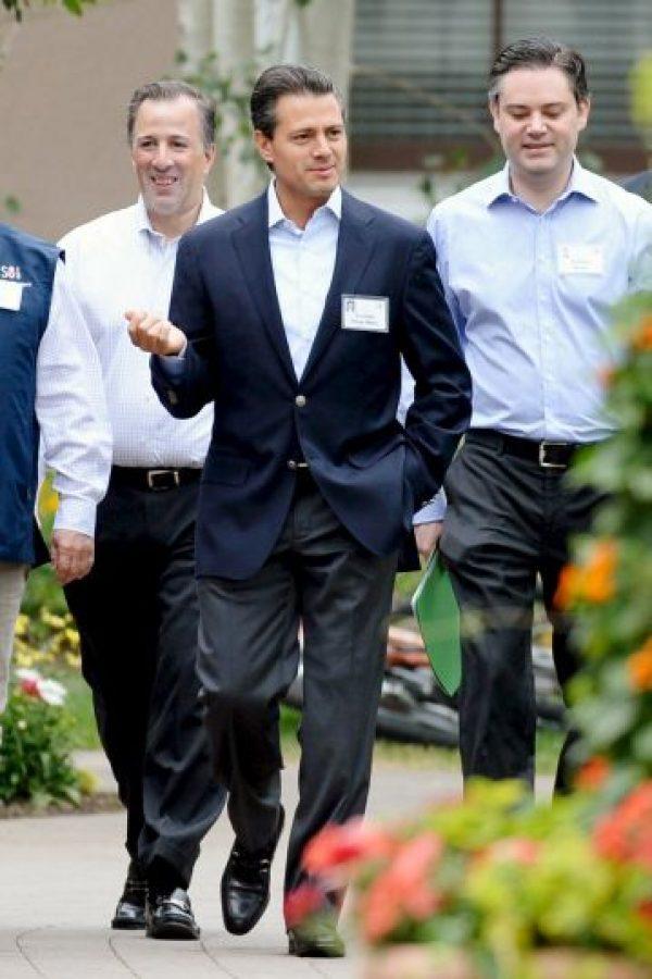 En octubre de 2013, Edward Snowden, exanalista de la NSA, filtró documentos de la Agencia. Estos detallaban el espionaje realizado a México, realizado principalmente hacia el entonces candidato presidencial Enrique Peña Nieto en 2012. . Foto:vía Getty Images