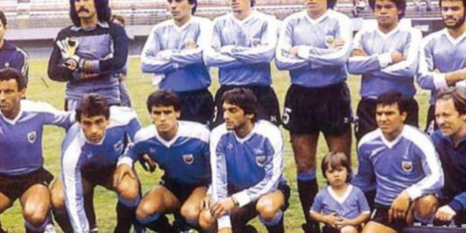 En 1987, Uruguay venció a Argentina 1-0 en semifinales de su torneo. Foto:centenario2030.com