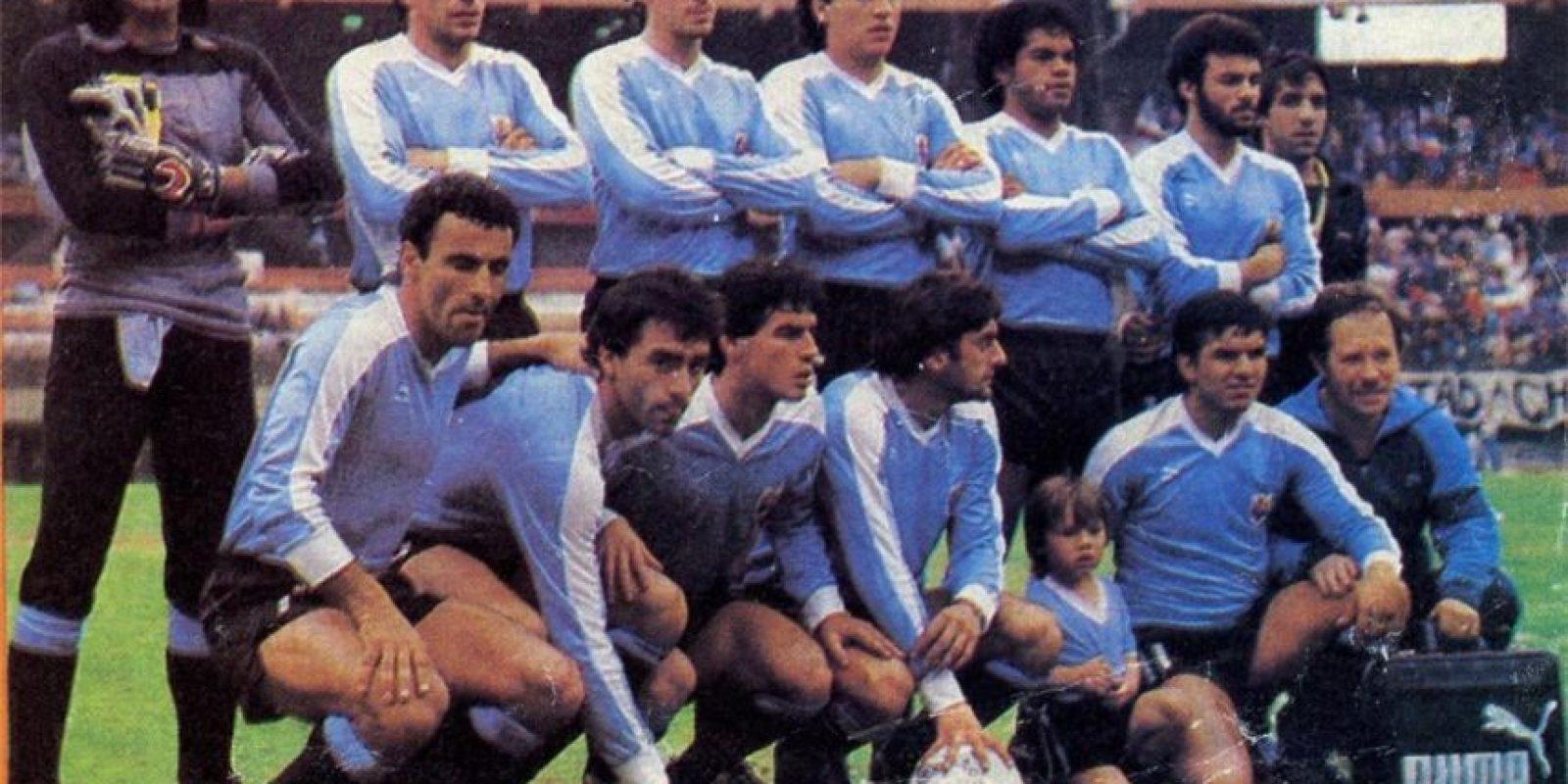 Argentina 1987 Foto:centenario2030.com