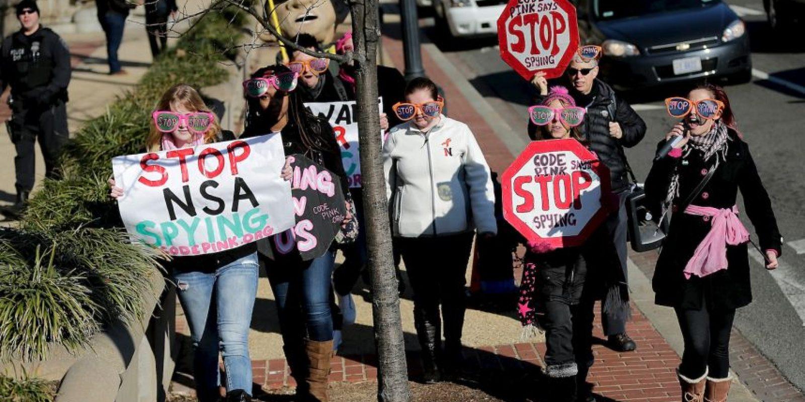 Ahora, con la Ley Libertad, la agencia tendrá que solicitar los datos de las llamadas que quiera registrar. Foto:vía Getty Images